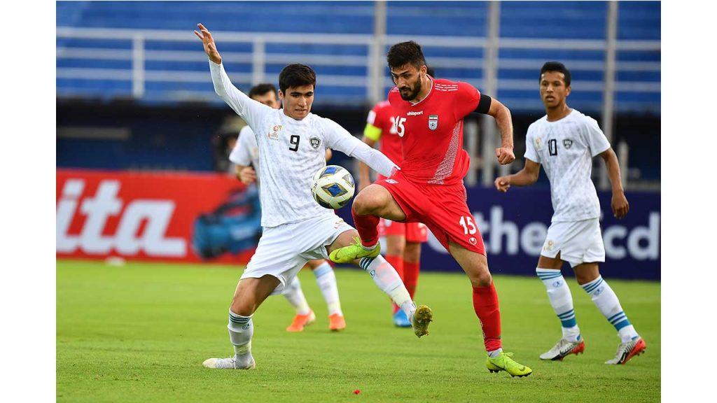 Uzbekistan Football Team