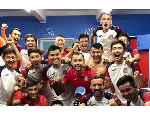 Uzbekistan Foorball Team